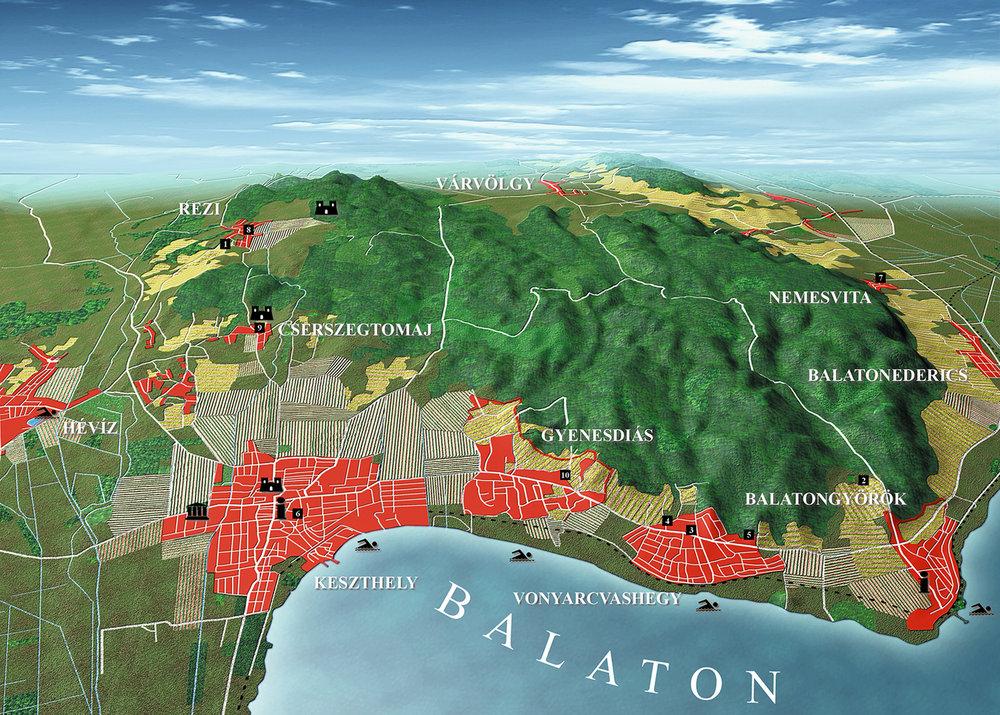 3d térkép Da Bibere borút 3d térkép